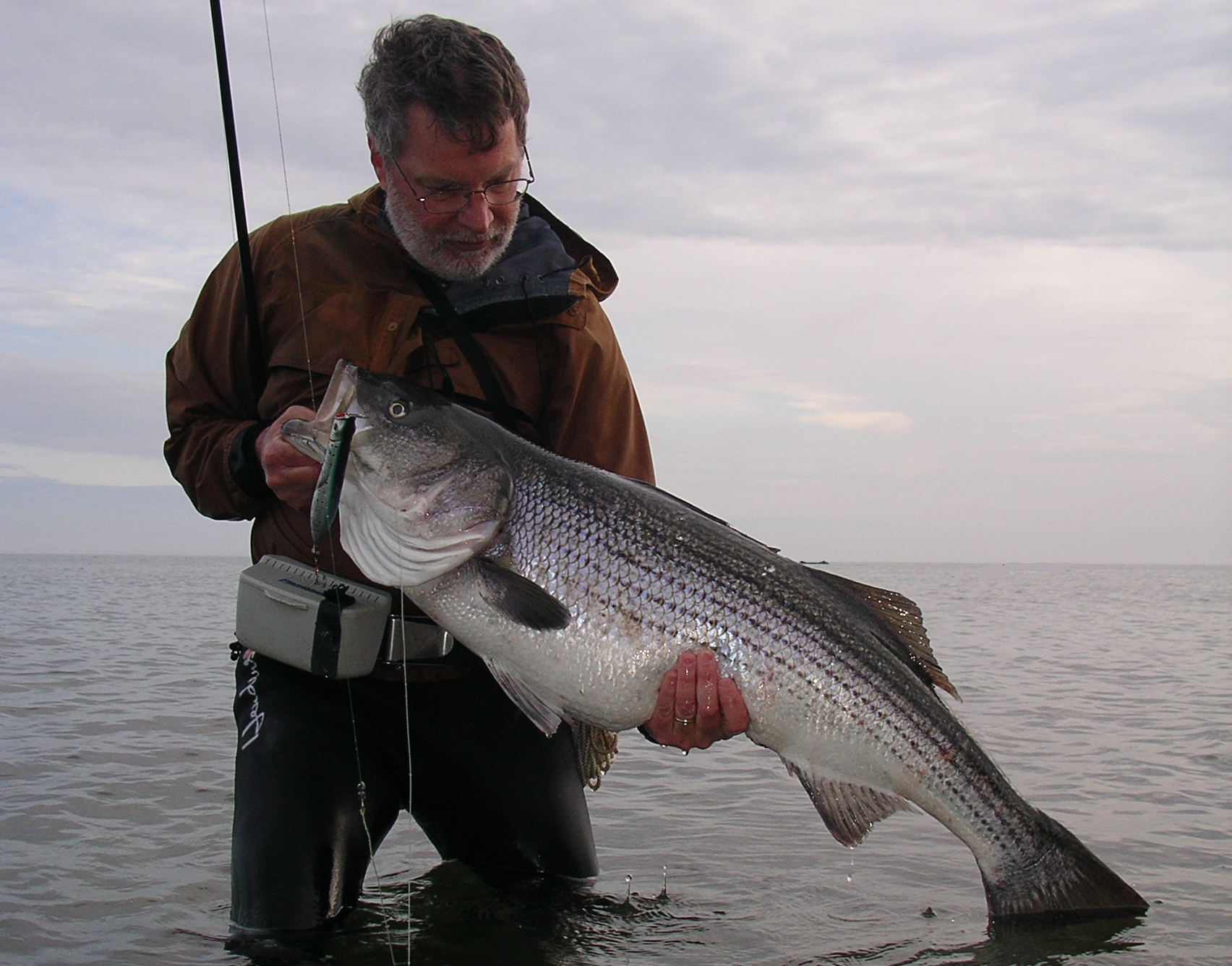 about john skinner striper pursuit